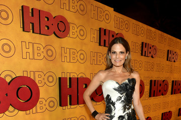 Suzanne Cryer HBO's Post Emmy Awards Reception - Red Carpet