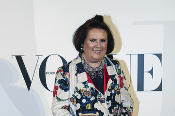 Suzy Menkes Vogue Portugal Party - Photocall