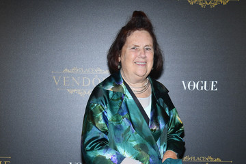 Suzy Menkes Irving Penn Exhibition Private Viewing Hosted by Vogue - Paris Fashion Week Womenswear S/S 2018