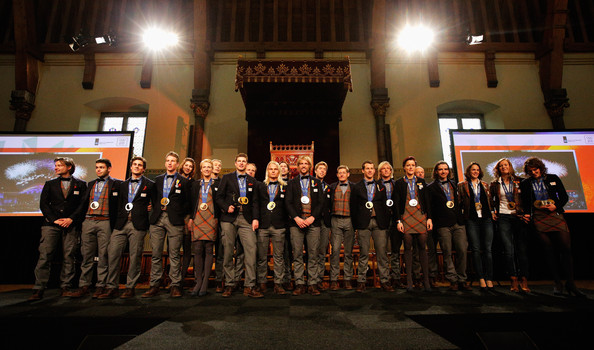 Welcome Home Reception Held For Dutch Winter Olympic Medalists []