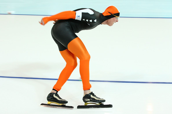 Sven Kramer - Speed Skating - Day 2