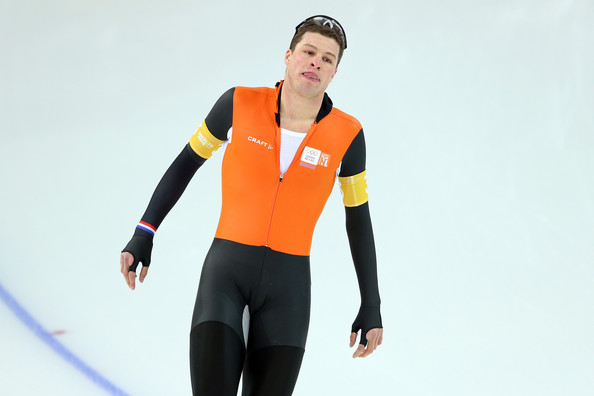 Sven Kramer - Winter Olympics: Speed Skating