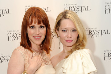 Brooke Geahan Swarovski CRYSTALLIZED Hosts Molly Ringwald Book Launch
