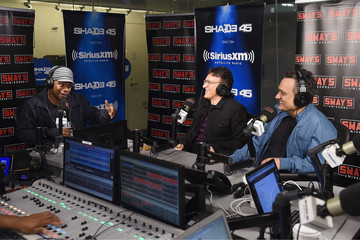 Sway Celebrities Visit SiriusXM - May 4, 2018