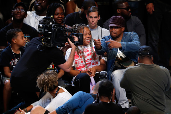 Celebrities Attend The BIG3 Championship