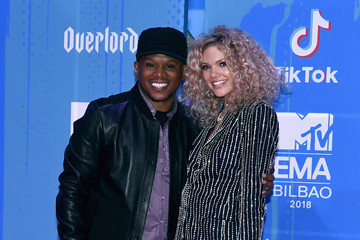 Sway Calloway MTV EMAs 2018 - Red Carpet Arrivals