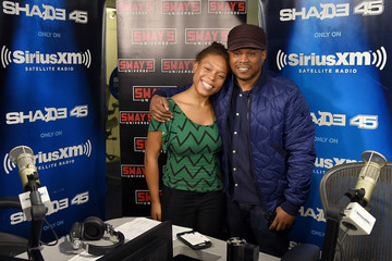 Sway Calloway Celebrities Visit SiriusXM - October 16, 2018