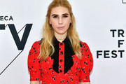 """Zosia Mamet attends the screeing of """"Sweetbitter"""" during the 2018 Tribeca Film Festival at SVA Theatre on April 26, 2018 in New York City."""