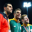 Chad Le Clos and Ryan Coetzee Photos