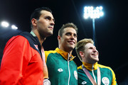 Chad Le Clos and Ryan Coetzee Photos Photo