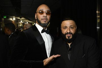 Swizz Beatz 62nd Annual GRAMMY Awards – Backstage
