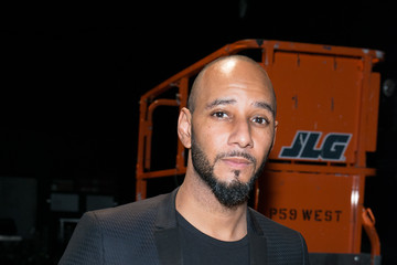 Swizz Beatz Harlem's Fashion Row - Front Row - September 2016 - New York Fashion Week