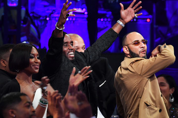 "Swizz Beatz Pre-GRAMMY Gala and GRAMMY Salute to Industry Icons Honoring Sean ""Diddy"" Combs - Show"