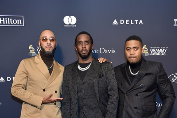 "Swizz Beatz Pre-GRAMMY Gala and GRAMMY Salute to Industry Icons Honoring Sean ""Diddy"" Combs - Arrivals"