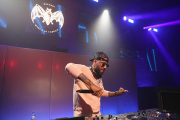 Swizz Beatz The Dean Collection X Bacardi Bring Innovative Art And Music Experience To Berlin - Day 2