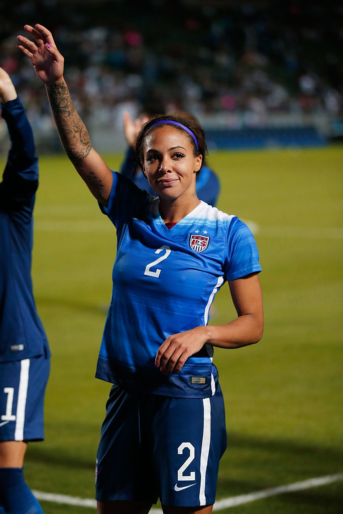Sidney (OH) United States  city pictures gallery : United States Women's National Team Ready For 2015 Women's World ...
