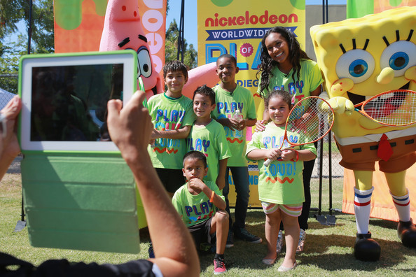 Nickelodeon Celebrates the Road to Worldwide Day of Play