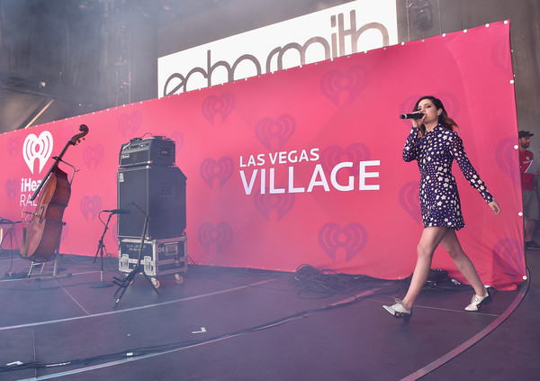 2015 the Daytime Village at the iHeartRadio Music Festival  - Show