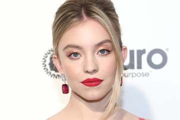 Sydney Sweeney IMDb LIVE Presented By M&M'S At The Elton John AIDS Foundation Academy Awards Viewing Party