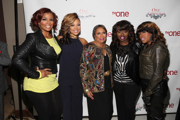 Syleena Johnson TV One's One Christmas Holiday Variety Special