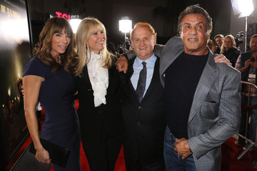 Sylvester Stallone AFI FEST 2015 Presented By Audi Centerpiece Gala For Alcon Entertainment's 'The 33' - Red Carpet