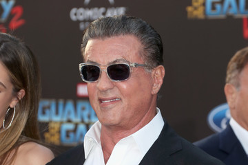 Sylvester Stallone Premiere of Disney and Marvel's 'Guardians of the Galaxy Vol. 2' - Arrivals