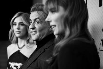 Sylvester Stallone Premiere Of HBO Documentary Film 'Very Ralph' - Red Carpet