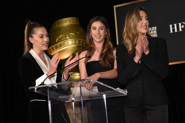 Sylvester Stallone Hollywood Foreign Press Association and InStyle Celebrate the 75th Anniversary of the Golden Globe Awards - Arrivals