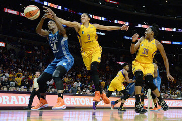 Sylvia Fowles WNBA Finals - Game Four