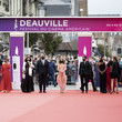 Sylvie Pialat 46th Deauville American Film Festival : Opening Ceremony