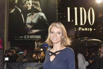 Sylvie Tellier 'Allied' Paris Premiere