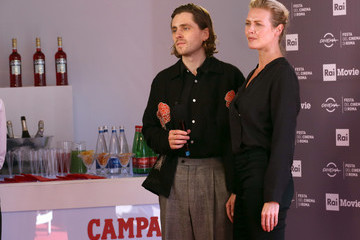 Synnove Macody Lund Campari At The 13th Rome Film Fest