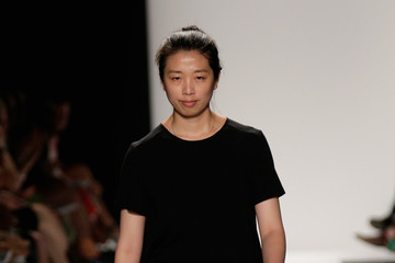 Szu Chi Huang Mercedes-Benz Fashion Week Spring 2015 - Official Coverage - Best Of Runway Day 3