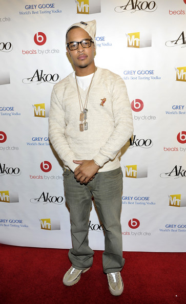 T.I. T.I. attends the premiere screening of T.I. & Tiny: The Family Hustle at the Yotel Hotel on December 1, 2011 in New York City.