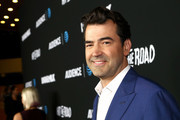 """Ron Livingston attends the AT&T AUDIENCE Network Premieres """"Loudermilk"""" And """"Hit The Road"""" on October 10, 2017 in Los Angeles, California."""