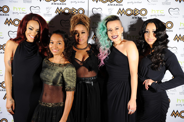 MOBO Awards - Exclusive Inside Arrivals