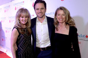 T.J. Martell Foundation's Laura Heatherly, Charles Esten, and Patty Hanson attend the T.J. Martell Foundation's 7th Annual Nashville Honors Gala at Omni Hotel Downtown on March 30, 2015 in Nashville, Tennessee.