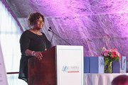 Radio personality Robin Quivers speaks at the T.J. Martell Foundation's Women of Influence Awards on May 1, 2015 in New York City.
