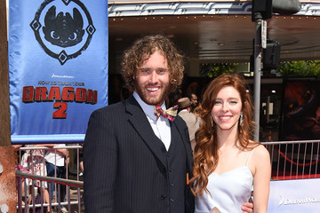 "T.J. Miller Premiere Of Twentieth Century Fox And DreamWorks Animation ""How To Train Your Dragon 2"" - Arrivals"