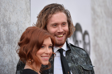 "T.J. Miller Premiere Of HBO's ""Silicon Valley"" - Red Carpet"