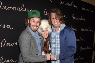 T.J. Miller Kate Gorney Special Screening of Paramount Pictures' 'Anomalisa' - Arrivals