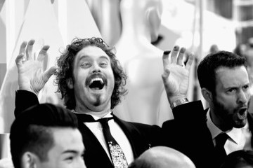 T.J. Miller Alternative View of the 87th Annual Academy Awards