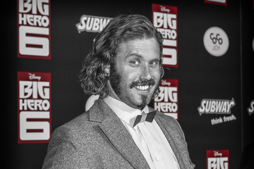 T.J. Miller 'Big Hero 6' Premieres in Hollywood