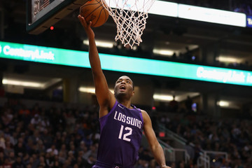 T.J. Warren New York Knicks v Phoenix Suns