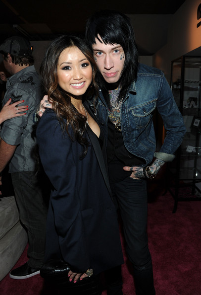 Trace Cyrus And Brenda Song Married