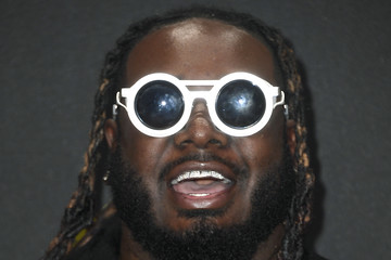T-Pain 2019 E! People's Choice Awards - Arrivals