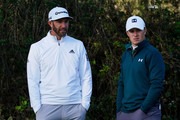 Dustin Johnson and Jordan Spieth Photos Photo