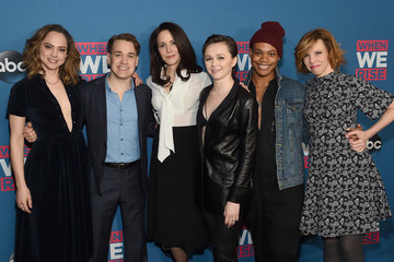 T.R. Knight 'When We Rise' New York Screening Event