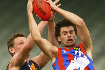 Simon Harris TAC Cup Rd 1 - Oakleigh Chargers v Calder Cannons