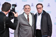 Peter Bogdanovich and Francis Ford Coppola Photos Photo